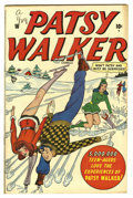 "Golden Age (1938-1955):Romance, Patsy Walker #16 Davis Crippen (""D"" Copy) pedigree (Atlas, 1948)Condition: VF/NM. Overstreet 2006 VF/NM 9.0 value = $115; N..."