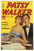 """Golden Age (1938-1955):Romance, Patsy Walker #25 Davis Crippen (""""D"""" Copy) pedigree (Atlas, 1949)Condition: FN. Painted cover by Louise Altson. Features """"Ru..."""