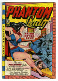 Phantom Lady #19 (Fox Features Syndicate, 1948) Condition: VG-. Matt Baker art. Lingerie and bondage panels galore. Over...