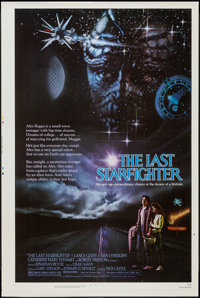 """The Last Starfighter (Universal, 1984). Printer's Proof One Sheet (28"""" X 42""""). Science Fiction"""