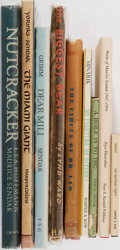 Books:Children's Books, Group of Nine Illustrated and Related Books. Maurice Sendak and Others. Various publishers. Eight volumes in dj. Good or bet...