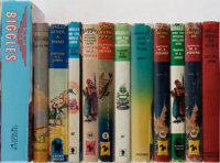 W. E. Johns. Group of 12 Books, Mostly Biggles Titles. Various publishers and editio