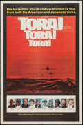 "Movie Posters:War, Tora! Tora! Tora! (20th Century Fox, 1970). One Sheet (27"" X 41"")Style B. War.. ..."
