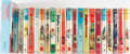 Books:Fiction, W. E. Johns. Group of 22 Biggles Books. Various publishersand editions. Generally very good....