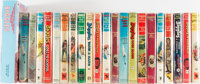 W. E. Johns. Group of 22 Biggles Books. Various publishers and editions. Generally v