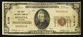 National Bank Notes:Montana, Missoula, MT - $20 1929 Ty. 1 The First NB Ch. # 2106. ...