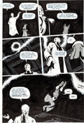 Original Comic Art:Panel Pages, Dave Sim Cerebus the Aardvark #39 Page 17 Original Art(Aardvark-Vanaheim, 1982)....