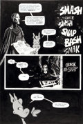 Original Comic Art:Panel Pages, Dave Sim Cerebus the Aardvark #32 page 16 Original Art(Aardvark-Vanaheim, 1981)....