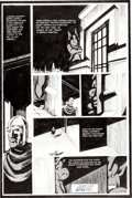 Original Comic Art:Panel Pages, Dave Sim Cerebus the Aardvark #29 page 9 Original Art(Aardvark-Vanaheim, 1981)....