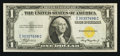 Small Size:World War II Emergency Notes, Fr. 2306 $1 1935A North Africa Silver Certificate. Choice Crisp Uncirculated.. ...