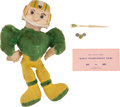 Football Collectibles:Others, Scarce Vintage Green Bay Packers Memorabilia Lot of 4....