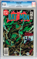 Modern Age (1980-Present):Superhero, Batman #357 (DC, 1983) CGC NM/MT 9.8 White pages....