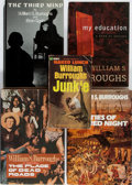 Books:Literature 1900-up, William S. Burroughs. Group of Five Books, Four First Editions.Various publishers. Junkie is a reissue. Good or better ...(Total: 5 Items)