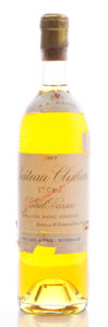 White Bordeaux, Chateau Climens 1967 . Barsac. lbsl, ltal, lcc, spc. Bottle (1). ... (Total: 1 Btl. )
