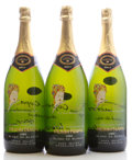 "Domestic Misc. White, Mumm Napa Vintage Sparkling Wine 1983 . Blanc de Blancs. 6-2003 Napa Valley Auction ""Copa de Napa"". Magnum (6). ... (Total: 6 Mags. )"