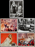 """Movie Posters:Fantasy, She (MGM, 1965). Mini Lobby Cards (3) (8"""" X 10""""), and Photos (2)(8"""" X 10""""). Fantasy.. ... (Total: 5 Items)"""