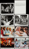 "Movie Posters:Rock and Roll, Sgt. Pepper's Lonely Hearts Club Band (Universal, 1978). Mini LobbyCard Set of 4 (8"" X 10"") and Photos (18) (8"" X 10""). Roc... (Total:22 Items)"