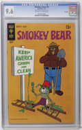 Bronze Age (1970-1979):Humor, Smokey Bear #5 and 6 File Copies CGC Group (Gold Key, 1971) CGC NM+9.6 Off-white to white pages. Contains CGC NM+ 9.6 c... (Total: 2Comic Books)