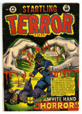Golden Age (1938-1955):Horror, Startling Terror Tales #12 (Star Publications, 1952) Condition:VG+. L. B. Cole cover. Based on this copy's provenance, we t...