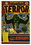 Golden Age (1938-1955):Horror, Startling Terror Tales #13 (Star Publications, 1952) Condition:FN+. L. B. Cole cover. Overstreet 2006 FN 6.0 value = $99; V...