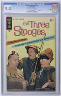 Bronze Age (1970-1979):Humor, Three Stooges #47 File Copy (Gold Key, 1970) CGC NM 9.4 Off-whiteto white pages. Photo cover. Overstreet 2006 NM- 9.2 value...