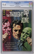 Silver Age (1956-1969):Horror, Twilight Zone File Copies CGC #22 through 26 Group (Gold Key,1967-68). Includes CGC NM 9.4 copies of #22, 23, 24, 25, a...(Total: 5 Comic Books)