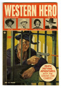 """Golden Age (1938-1955):Western, Western Hero #80 Davis Crippen (""""D"""" Copy) pedigree (Fawcett, 1949) Condition: FN/VF. Painted cover. Partial photo cover feat..."""