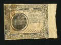 Colonial Notes:Continental Congress Issues, Continental Currency May 9, 1776 $7 About New. A very intriguingpiece of Continental history as this beauty has a technical...