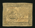 Colonial Notes:Continental Congress Issues, Continental Currency September 26, 1778 $5 Extremely Fine-AboutNew. This is a lightly circulated example of this type issue...