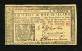 Colonial Notes:New Jersey, New Jersey March 25, 1776 1s Very Choice New. This note is signedby John Hart who signed the Declaration of Independence. ...