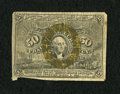 """Fractional Currency:Second Issue, Fr. 1316 50c Second Issue """"63"""" only variety Fine-Very Fine. Scattered pinholes are found on this well circulated type note w..."""