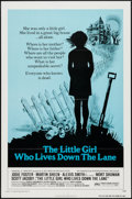 "Movie Posters:Mystery, The Little Girl Who Lives Down the Lane (American International,1977). One Sheet (27"" X 41"") Flat Folded. Mystery.. ..."