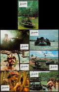 "Movie Posters:War, Apocalypse Now (United Artists, 1979). German Lobby Cards (14) (8.25"" X 11.25""). War.. ... (Total: 14 Items)"
