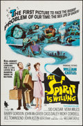 """Movie Posters:Comedy, The Spirit Is Willing & Others Lot (Paramount, 1967). One Sheets (3) (27"""" X 41"""") Regular & Style B. Comedy.. ... (Total: 3 Items)"""