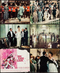 """Movie Posters:Musical, My Fair Lady (Warner Brothers, 1964). Italian Photobusta Set of 10 (13"""" X 16""""). Musical.. ... (Total: 10 Items)"""