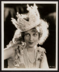 """Movie Posters:Musical, Jeanette MacDonald in Let's Go Native by Gene Robert Richee (Paramount, 1930). Portrait Photo (8"""" X 10""""). Musical.. ..."""