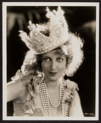 """Jeanette MacDonald in Let's Go Native by Gene Robert Richee (Paramount, 1930). Portrait Photo (8"""" X 10""""). Musi..."""