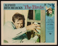 """Movie Posters:Hitchcock, The Birds (Universal, 1963). Lobby Card (11"""" X 14""""). Hitchcock....."""
