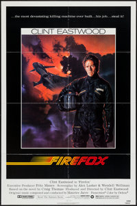 """Firefox (Warner Brothers, 1982). One Sheet (27"""" X 41""""). Action"""