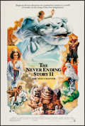"Movie Posters:Fantasy, The Neverending Story II: The Next Chapter (Warner Brothers, 1990).One Sheet (27"" X 41"") DS. Fantasy.. ..."