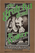 Music Memorabilia:Posters, Grateful Dead/Junior Walker and the All Stars Fillmore West ConcertPoster BG-176 (Bill Graham, 1969)....
