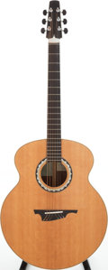 Musical Instruments:Acoustic Guitars, 2000s Steve Klein M-43 Natural Acoustic Guitar, Serial # S-5090....