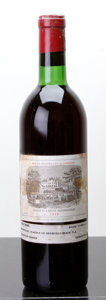 Red Bordeaux, Chateau Lafite Rothschild 1970 . Pauillac. ts, ll, wasl, cc.Bottle (1). ... (Total: 1 Btl. )