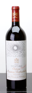 Red Bordeaux, Chateau Mouton Rothschild 2002 . Pauillac. bsl. Bottle (1).... (Total: 1 Btl. )