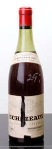 Red Burgundy, Echezeaux 1966 . Mongeard-Mugneret . 5.1cm, htal. Bottle(1). ... (Total: 1 Btl. )