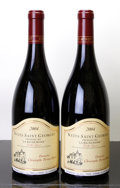 Red Burgundy, Nuits St. Georges 2004 . La Richemone, Vieilles Vignes,Perrot-Minot . Bottle (2). ... (Total: 2 Btls. )