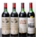 Red Bordeaux, Chateau Beauregard . 1966 Pomerol 1ts, 1vhs, 2gsl, 2lcc,1sdc Bottle (2). Chateau Beausejour Duffau . 1971 ... (Total: 4Btls. )
