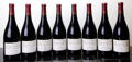 Domestic Pinot Noir, Russian Hill Estate Winery Pinot Noir. 2004 Leras 2lbsl,1lnl, 2wisl Bottle (5). 2004 Tara Vineyard 1wisl ... (Total:8 Btls. )