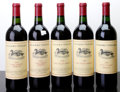 Domestic Merlot/Cabernet Franc, Duckhorn Merlot. Napa Valley. 1993 lbsl Bottle (1). 1994 lbsl Bottle (1). 1996 2lbsl, 1tc, 1sdc Bottle (2). ... (Total: 5 Btls. )