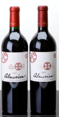 General Misc., Almaviva. 2001 lbsl Bottle (1). 2003 Bottle (1). ... (Total: 2Btls. )